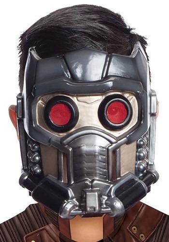 マーベル Guardians of the Galaxy Star-Lord マスク ハロウィン コスプレ 衣装 仮装 小道具 おもしろい イベント パーティ ハロウィーン 学芸会