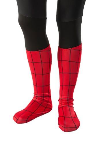 チャイルド スパイダーマン Boot Covers クリスマス ハロウィン コスプレ 衣装 仮装 小道具 おもしろい イベント パーティ ハロウィーン 学芸会