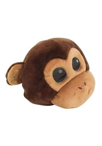 Monkey Mascot Head ハロウィン コスプレ 衣装 仮装 小道具 おもしろい イベント パーティ ハロウィーン 学芸会