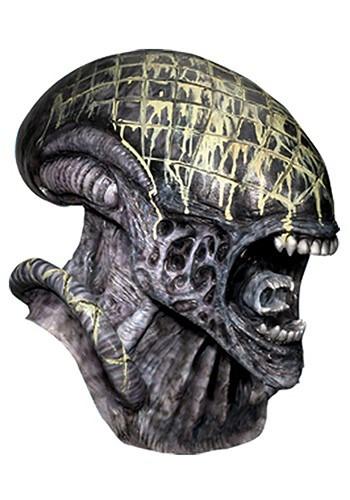 デラックス Latex Alien マスク ハロウィン コスプレ 衣装 仮装 小道具 おもしろい イベント パーティ ハロウィーン 学芸会