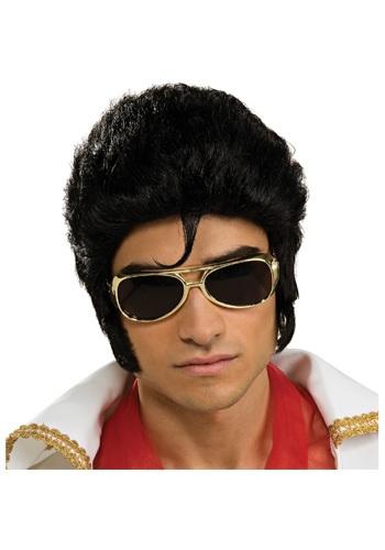デラックス Elvis ウィッグ クリスマス ハロウィン コスプレ 衣装 仮装 小道具 おもしろい イベント パーティ ハロウィーン 学芸会