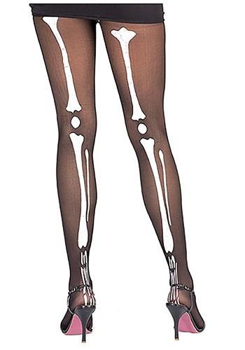 Womens Skeleton Tights クリスマス ハロウィン コスプレ 衣装 仮装 小道具 おもしろい イベント パーティ ハロウィーン 学芸会