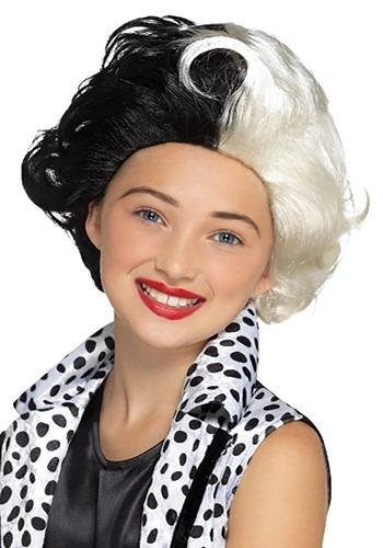ガールズ 邪悪な Madame ウィッグ ハロウィン コスプレ 衣装 仮装 小道具 おもしろい イベント パーティ ハロウィーン 学芸会
