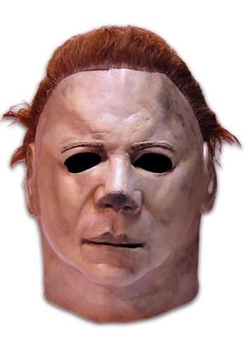 Michael Myers Halloween II マスク ハロウィン コスプレ 衣装 仮装 小道具 おもしろい イベント パーティ ハロウィーン 学芸会