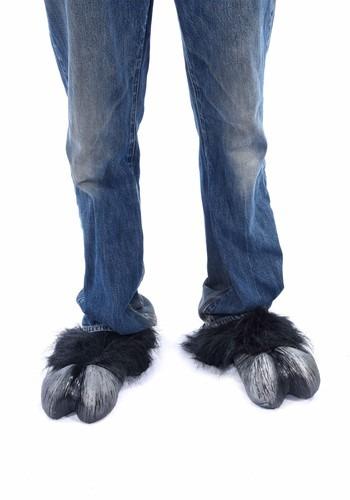 Adult's Goat Feet ハロウィン コスプレ 衣装 仮装 小道具 おもしろい イベント パーティ ハロウィーン 学芸会