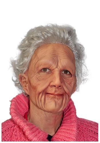 Old Woman マスク ハロウィン コスプレ 衣装 仮装 小道具 おもしろい イベント パーティ ハロウィーン 学芸会