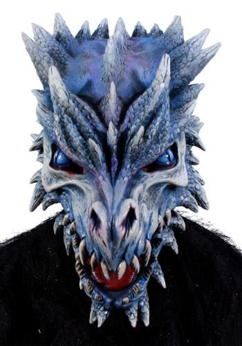 Ice ドラゴン 大人用 マスク ハロウィン コスプレ 衣装 仮装 小道具 おもしろい イベント パーティ ハロウィーン 学芸会