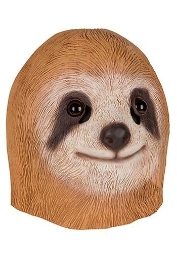 Brown Sloth 大人用 マスク ハロウィン コスプレ 衣装 仮装 小道具 おもしろい イベント パーティ ハロウィーン 学芸会