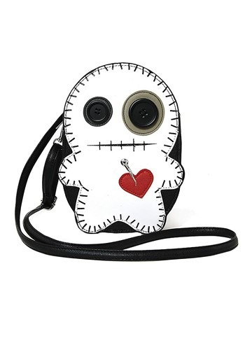 Voodoo Doll Purse ハロウィン コスプレ 衣装 仮装 小道具 おもしろい イベント パーティ ハロウィーン 学芸会
