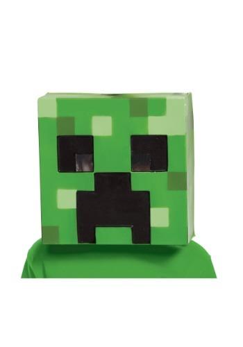 Minecraft Creeper Vacuform マスク for キッズ クリスマス ハロウィン コスプレ 衣装 仮装 小道具 おもしろい イベント パーティ ハロウィーン 学芸会