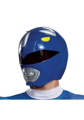 大人用 Blue Ranger Helmet クリスマス ハロウィン コスプレ 衣装 仮装 小道具 おもしろい イベント パーティ ハロウィーン 学芸会