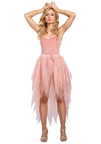 Rose Gold Women's Skirt ハロウィン コスプレ 衣装 仮装 小道具 おもしろい イベント パーティ ハロウィーン 学芸会