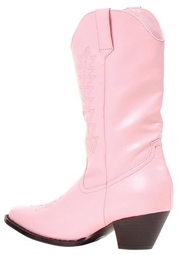 Girls Pink Cow女の子 ブーツ ハロウィン コスプレ 衣装 仮装 小道具 おもしろい イベント パーティ ハロウィーン 学芸会