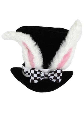 Child's ホワイト Rabbit 帽子 ハット クリスマス ハロウィン コスプレ 衣装 仮装 小道具 おもしろい イベント パーティ ハロウィーン 学芸会