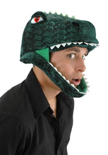 Padded T-Rex 帽子 ハット ハロウィン コスプレ 衣装 仮装 小道具 おもしろい イベント パーティ ハロウィーン 学芸会