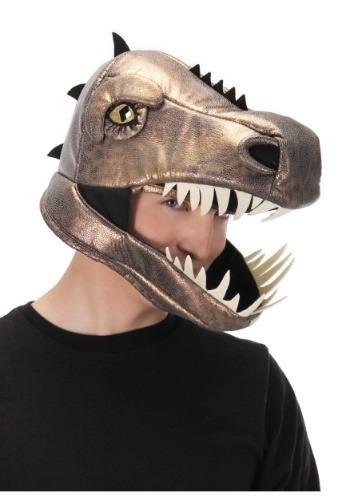 大人用 Tyrannosaur Jawesome 帽子 ハット ハロウィン コスプレ 衣装 仮装 小道具 おもしろい イベント パーティ ハロウィーン 学芸会