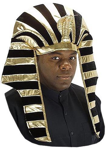 デラックス King Tut Headpiece ハロウィン コスプレ 衣装 仮装 小道具 おもしろい イベント パーティ ハロウィーン 学芸会