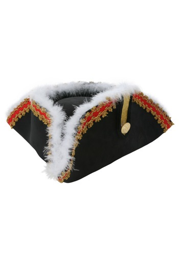 Governor Tricorn 海賊 パイレーツ 帽子 ハット ハロウィン コスプレ 衣装 仮装 小道具 おもしろい イベント パーティ ハロウィーン 学芸会