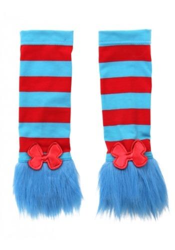 Thing 1 & Thing 2 グローブttes クリスマス ハロウィン コスプレ 衣装 仮装 小道具 おもしろい イベント パーティ ハロウィーン 学芸会