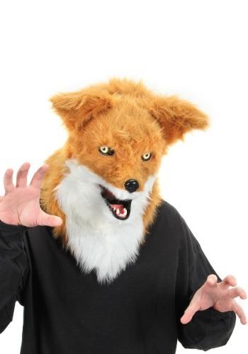 Mouth Mover Fox マスク ハロウィン コスプレ 衣装 仮装 小道具 おもしろい イベント パーティ ハロウィーン 学芸会