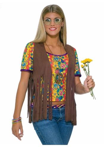 セクシー Hippie ベスト クリスマス ハロウィン コスプレ 衣装 仮装 小道具 おもしろい イベント パーティ ハロウィーン 学芸会