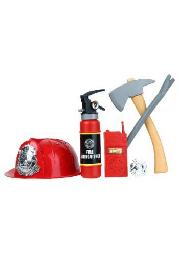 キッズ Firefighter Kit クリスマス ハロウィン コスプレ 衣装 仮装 小道具 おもしろい イベント パーティ ハロウィーン 学芸会