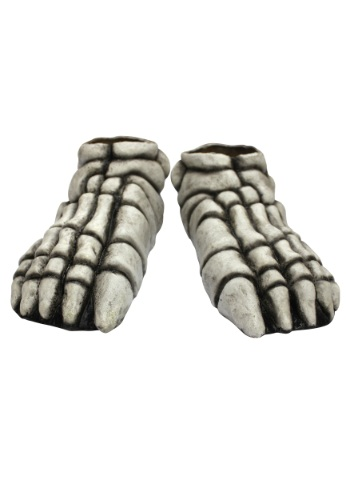 大人用 Skeleton Feet ホワイト ハロウィン コスプレ 衣装 仮装 小道具 おもしろい イベント パーティ ハロウィーン 学芸会