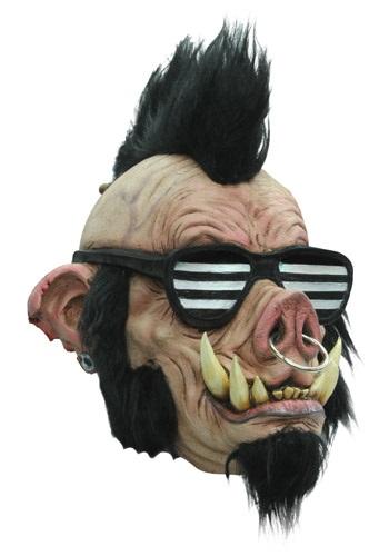 Boar Punk ハロウィン コスプレ 衣装 仮装 小道具 おもしろい イベント パーティ ハロウィーン 学芸会