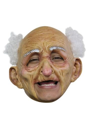 Old Man デラックス コスチューム マスク クリスマス ハロウィン コスプレ 衣装 仮装 小道具 おもしろい イベント パーティ ハロウィーン 学芸会