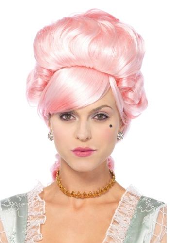 Pastel Marie Antoinette ウィッグ ハロウィン コスプレ 衣装 仮装 小道具 おもしろい イベント パーティ ハロウィーン 学芸会