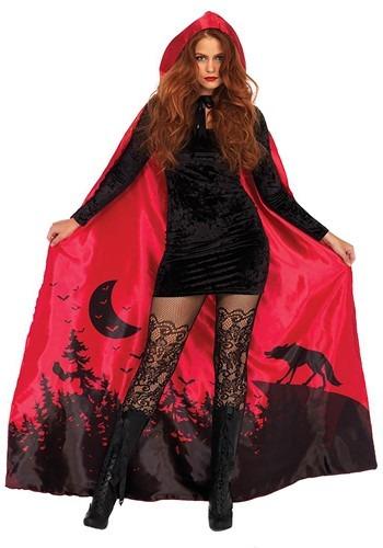 Little レッド Riding Hood マント ケープ クリスマス ハロウィン コスプレ 衣装 仮装 小道具 おもしろい イベント パーティ ハロウィーン 学芸会