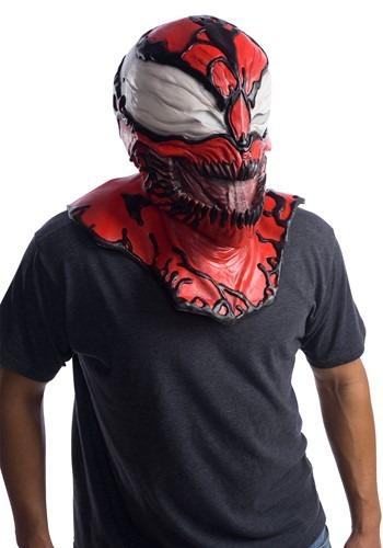 マーベル Carnage Overhead 大人用 マスク アクセサリー ハロウィン コスプレ 衣装 仮装 小道具 おもしろい イベント パーティ ハロウィーン 学芸会
