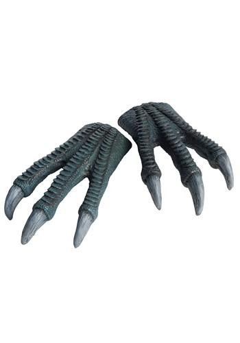 Jurassic World Blue Latex Hands for キッズ ハロウィン コスプレ 衣装 仮装 小道具 おもしろい イベント パーティ ハロウィーン 学芸会