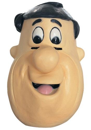 Rubber Fレッド Flintstone マスク ハロウィン コスプレ 衣装 仮装 小道具 おもしろい イベント パーティ ハロウィーン 学芸会