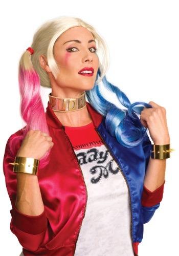 Suicide Squad Harley Quinn Jewelry Set ハロウィン コスプレ 衣装 仮装 小道具 おもしろい イベント パーティ ハロウィーン 学芸会