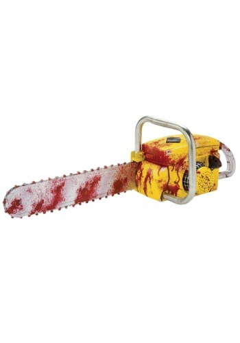Animated Bloody Chainsaw ハロウィン コスプレ 衣装 仮装 小道具 おもしろい イベント パーティ ハロウィーン 学芸会