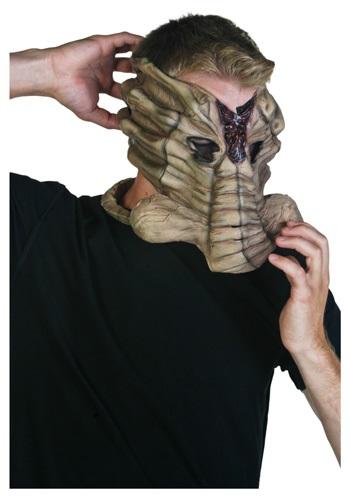 Alien Face Hugger マスク ハロウィン コスプレ 衣装 仮装 小道具 おもしろい イベント パーティ ハロウィーン 学芸会