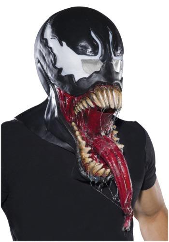 大人用 デラックス Venom Latex マスク ハロウィン コスプレ 衣装 仮装 小道具 おもしろい イベント パーティ ハロウィーン 学芸会