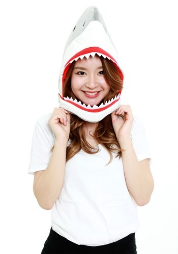Shark Mascot Head ハロウィン コスプレ 衣装 仮装 小道具 おもしろい イベント パーティ ハロウィーン 学芸会