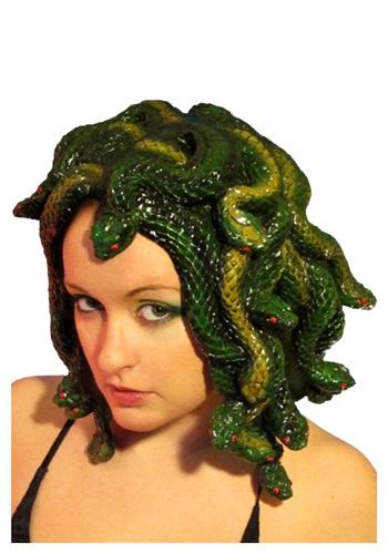 Medusa コスチューム Headpiece ハロウィン コスプレ 衣装 仮装 小道具 おもしろい イベント パーティ ハロウィーン 学芸会