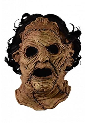 Texas Chainsaw Massacre 3D Leatherface マスク ハロウィン コスプレ 衣装 仮装 小道具 おもしろい イベント パーティ ハロウィーン 学芸会