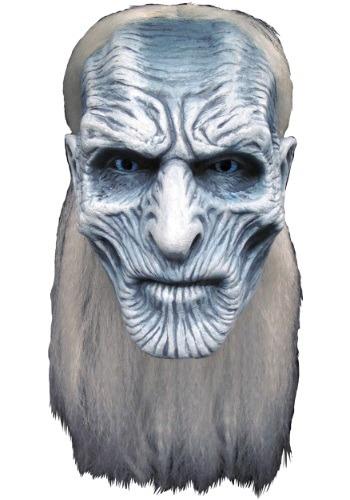 Game of Thrones ホワイト Walker マスク ハロウィン コスプレ 衣装 仮装 小道具 おもしろい イベント パーティ ハロウィーン 学芸会