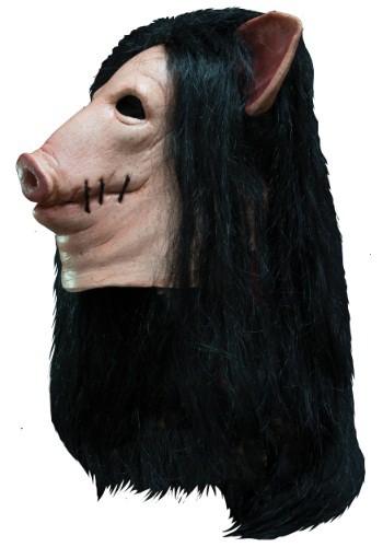 Saw 大人用 Pig マスク ハロウィン コスプレ 衣装 仮装 小道具 おもしろい イベント パーティ ハロウィーン 学芸会