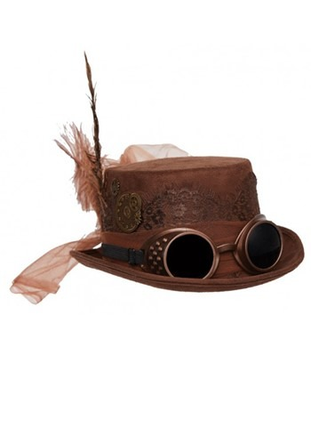 Steampunk 帽子 ハット クリスマス ハロウィン コスプレ 衣装 仮装 小道具 おもしろい イベント パーティ ハロウィーン 学芸会