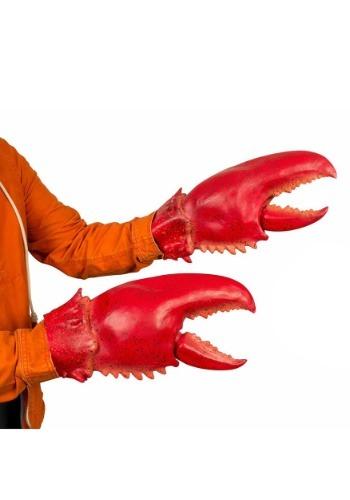 Pair of Lobster Claws クリスマス ハロウィン コスプレ 衣装 仮装 小道具 おもしろい イベント パーティ ハロウィーン 学芸会