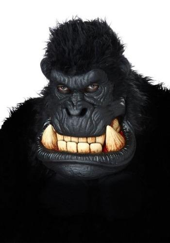 Killa Gorilla マスク ハロウィン コスプレ 衣装 仮装 小道具 おもしろい イベント パーティ ハロウィーン 学芸会
