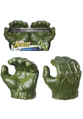 キッズ アベンジャーズ: Infinity War Hulk Gamma Grip Fists ハロウィン コスプレ 衣装 仮装 小道具 おもしろい イベント パーティ ハロウィーン 学芸会