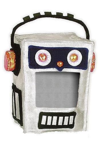 Robot マスク 帽子 ハット ハロウィン コスプレ 衣装 仮装 小道具 おもしろい イベント パーティ ハロウィーン 学芸会