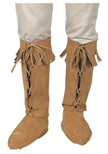 Native American Fringe Boot Tops クリスマス ハロウィン コスプレ 衣装 仮装 小道具 おもしろい イベント パーティ ハロウィーン 学芸会
