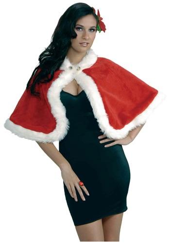 Mrs. Claus Holiday Stole ハロウィン コスプレ 衣装 仮装 小道具 おもしろい イベント パーティ ハロウィーン 学芸会
